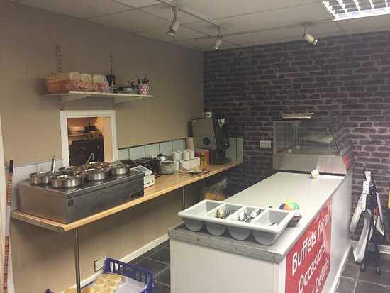 Wallsend, UK: Doms Cafe