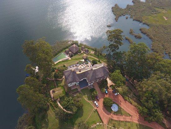 Birdnest Resort - Lake Bunyonyi