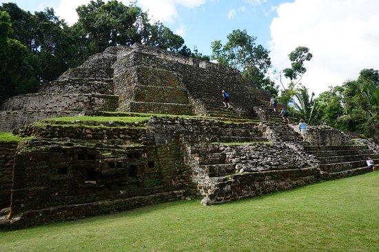 Belize District, Μπελίζ: Jaguar temple