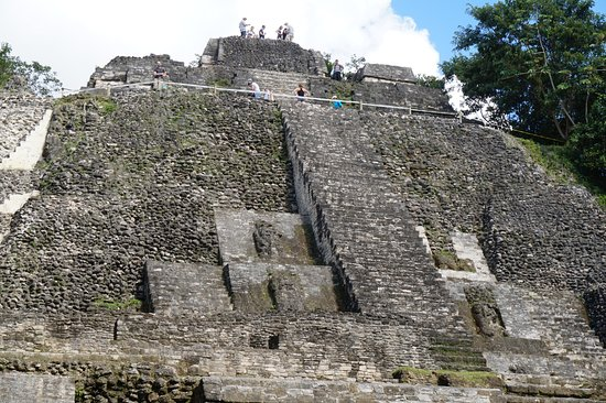 Belize District, Μπελίζ: High Temple