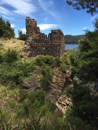 Strahan, Australia: More scenes from Sarah Island