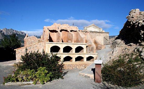 Cementerio Literario de Polop