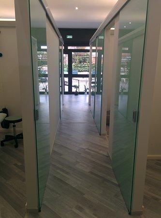 Fisioterapia Ciampino: Gli interni dopo le ristrutturazioni!