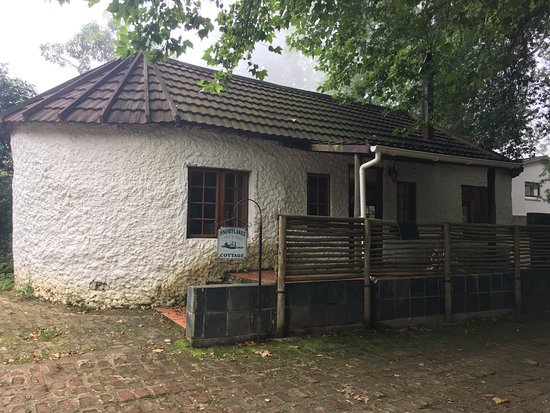 Hogsback, South Africa: one of the cottages