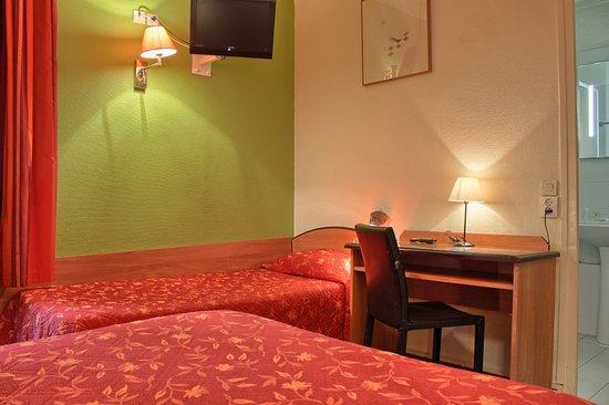 โรงแรมทิมโอแตล บูโลนจ์ ริฟว์ เดอ แซนน์: Chambre Confort Triple - Comfort Triple room
