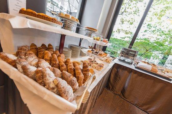 Hotel Manin: Breakfast