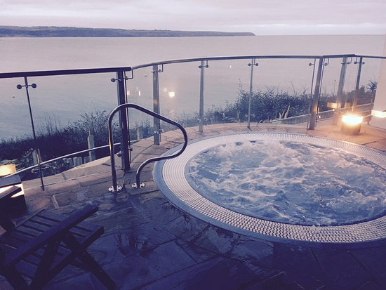 Ardmore, Irland: Most wonderful outdoor jacuzzi