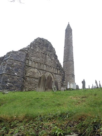 Ardmore Old Cathedral and Round Tower
