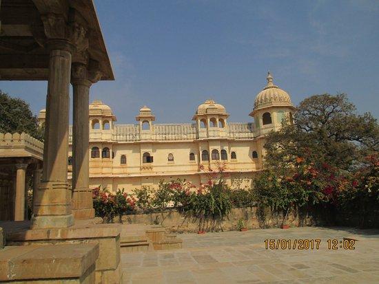 Fateh Praksah Palace Museum