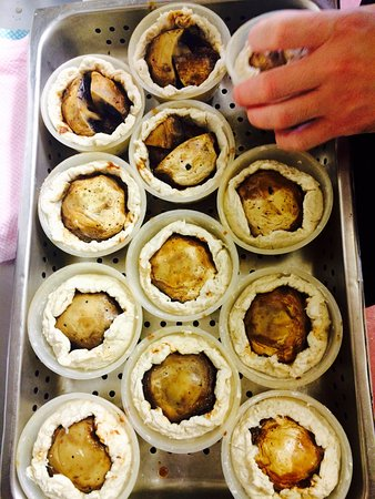 Home made Beef Puddings