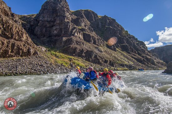 Viking Rafting - Day Trips