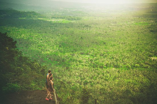 Candidasa, Indonesia: Heaven Hill - The real Bali