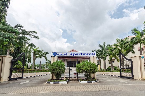 Pool - Picture of Peniel Apartments, Abuja - Tripadvisor