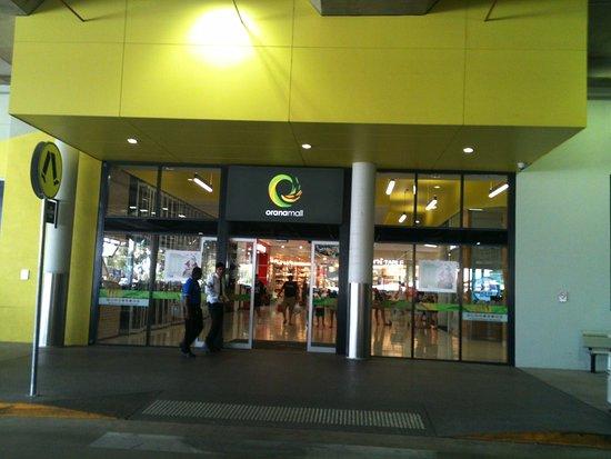 Dubbo, Australia: Entrance