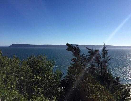 Parrsboro, Canada : Partridge Island Trail