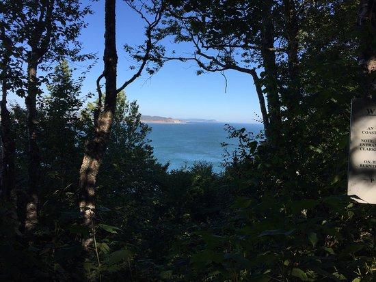 Parrsboro, Kanada: Partridge Island Trail