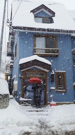 Nozawaonsen-mura, Giappone: Lodge Nagano