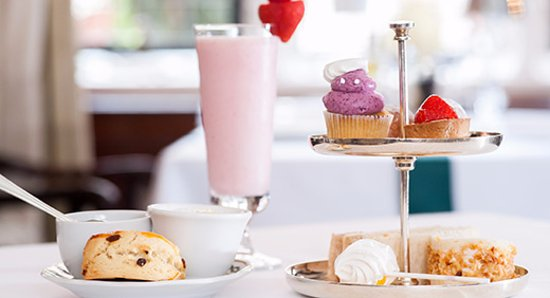 Afternoon Tea at The Milestone Hotel: Little Prince and Little Princess Afternoon Tea at The Park Lounge