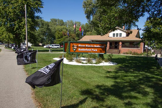 Monroe, MI: Main Battlefield Visitor Center