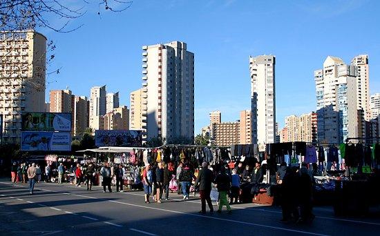 Market Rincon de Loix