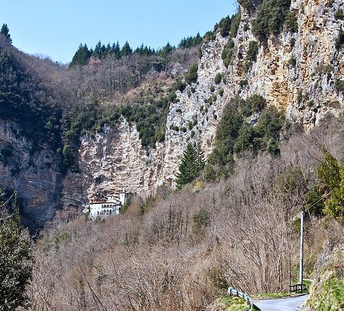 Vergemoli, Italy: L'Eremo
