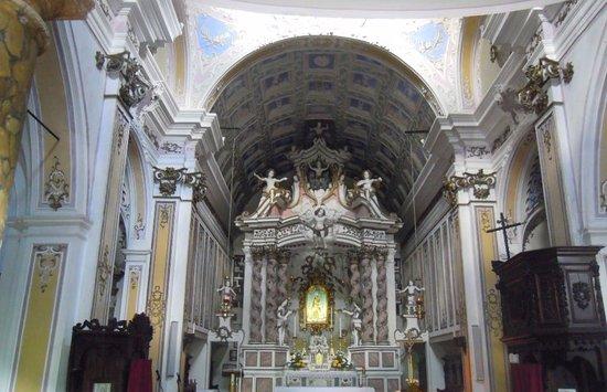 Vergemoli, Italy: L'Eremo, la chiesa
