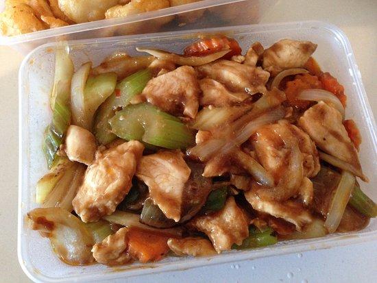 Wanneroo, Australië: Szechuan Chicken
