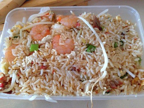 Wanneroo, Australië: Combination Fried Rice