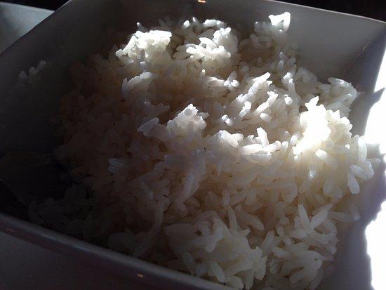Wanneroo, Australië: Steamed Rice