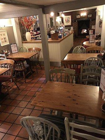 Bromsgrove, UK: the Bar