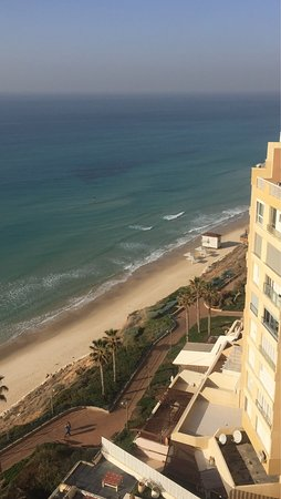 Seasons Netanya Hotel: Awesome views