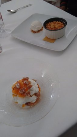 Santa Vittoria d'Alba, Italia: dessert