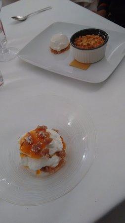 Santa Vittoria d'Alba, อิตาลี: dessert