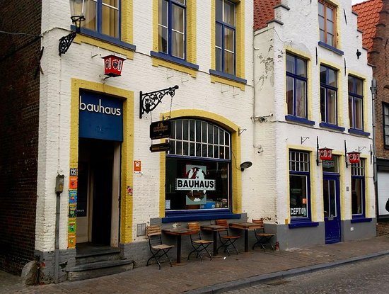 The Bauhaus Bar