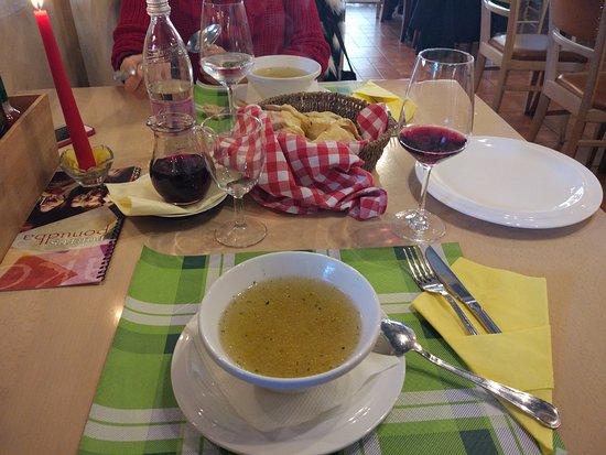 Rakek, Slovenia: Zuppa