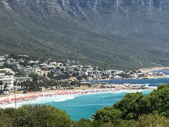 Bateleurs Rontree Bed & Breakfast: Camps Bay Beach