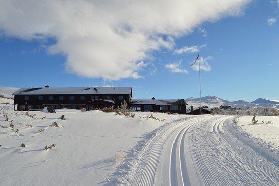 Photo of Hovringen Fjellstue