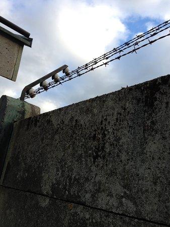 Dachau, ألمانيا: Muro di cinta