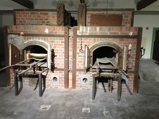 Dachau, ألمانيا: Celle crematorie