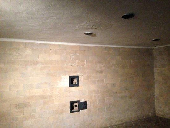Dachau, ألمانيا: Camera a gas