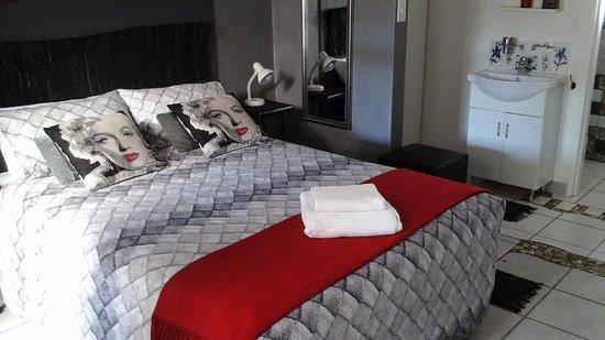 Centurion, Sudafrica: Blue's room