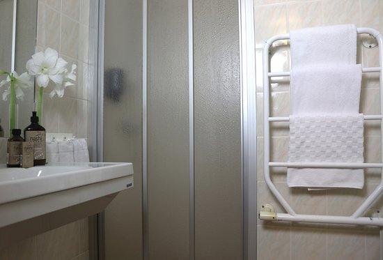 Loddekopinge, Suecia: Alla rum har dusch