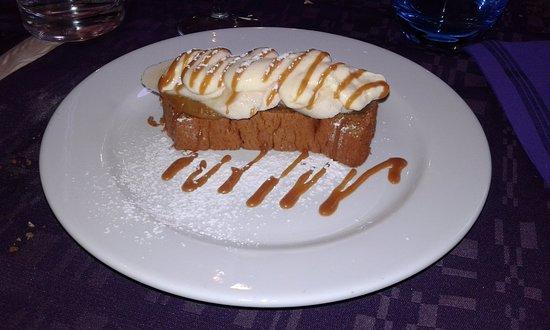 Thouars, Francia: Le dessert