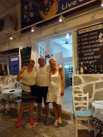 Hellinikon Taverna: the sisters , the ones to thank for a great meal