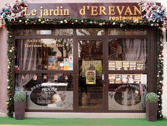 Alfortville, Frankrike: Le jardin d'Erevan