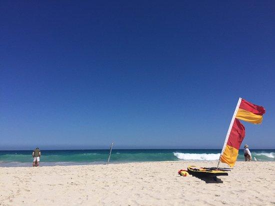 Leighton Beach: Stunning beach!