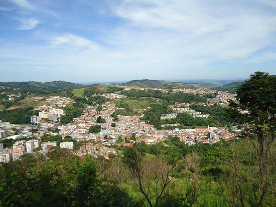 Serra Negra, SP: Vista da Cidade