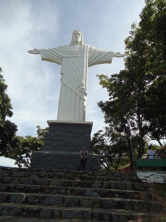 Serra Negra, SP: Cristo