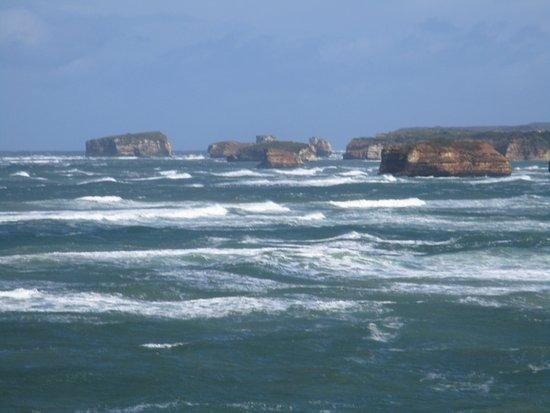 Warrnambool, ออสเตรเลีย: Bay of Islands