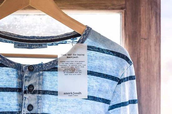Samoens, Frankreich: Mens fashion